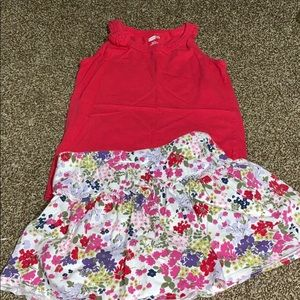 Crazy 8 Outfit - Large